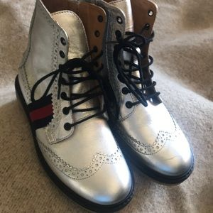 Adorable Gucci Booties